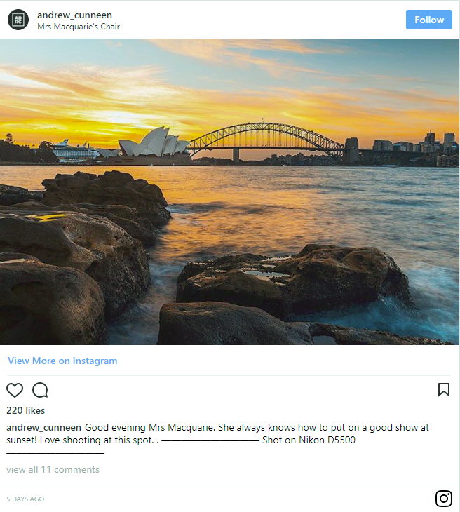 Instagram Worthy Locations in Sydney Alliance Visas