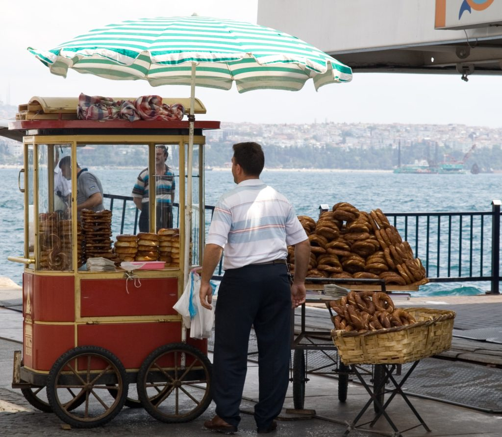 The World's Top Five Street Foods Alliance Visas