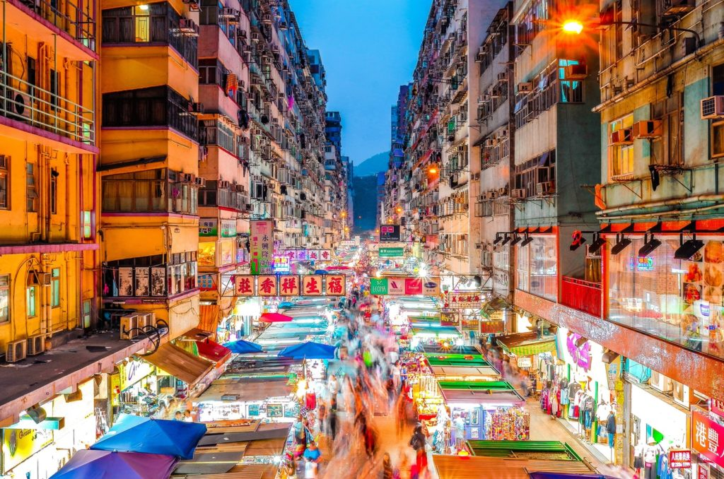 The Must See Spots in Hong Kong! Alliance Visas