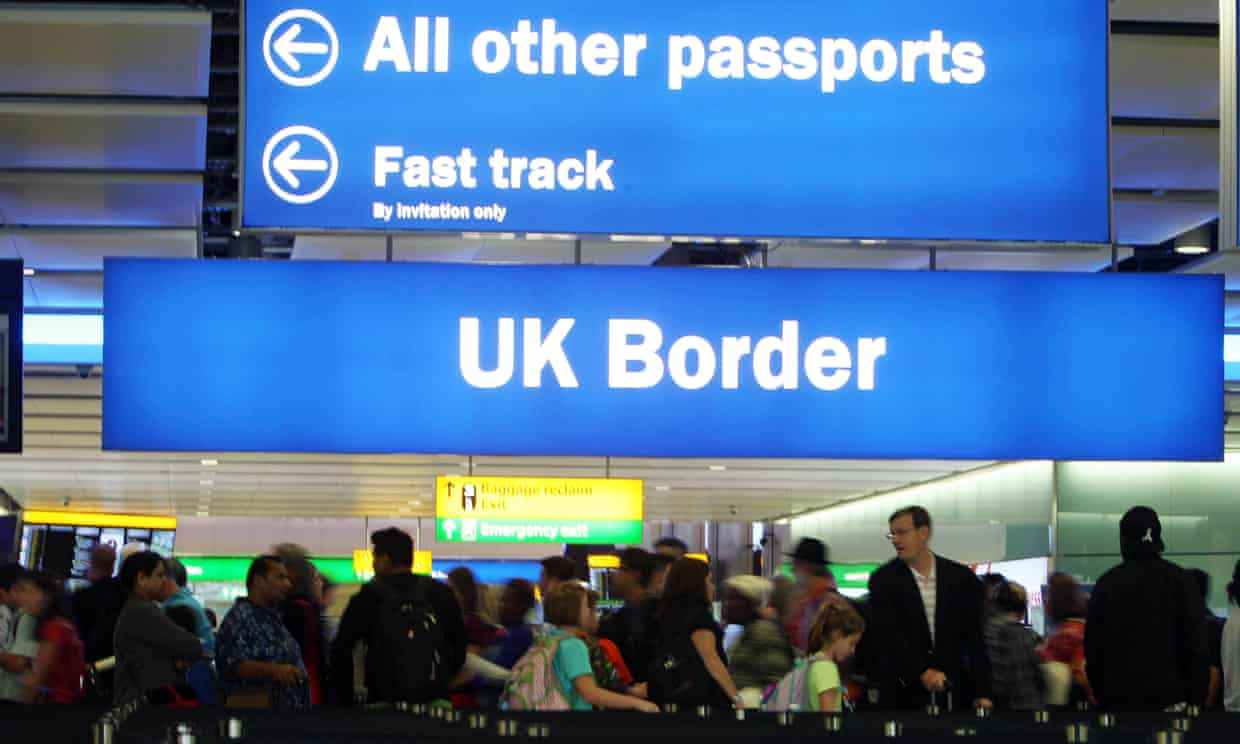 UK's immigration rules have doubled up Alliance Visas