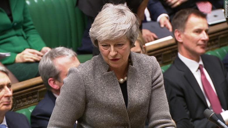Pressure is on May as her deal drifts away Alliance Visas